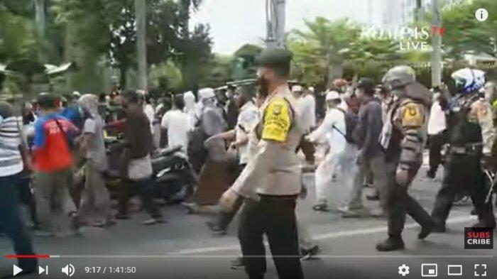 Kompolnas: Polisi Sah dan Berwenang Bubarkan Aksi 1812