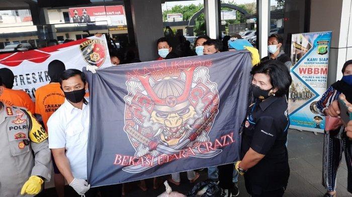 VIDEO Polisi Tangkap Kelompok Akatsuki yang Membegal Pemuda Hingga Tewas di Bekasi Utara