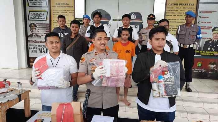WASPADA, Polisi Sebut Ada Rp 300 Juta Uang Palsu Beredar di Kota Tangsel
