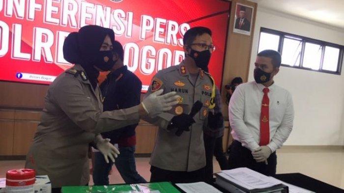 Inilah Tersangka Baru Pembuang Limbah Medis di Tenjo dan Cigudeg Kabupaten Bogor