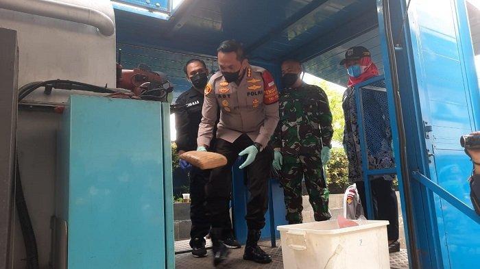 Polres Metro Jakarta Barat Musnahkan Ratusan Kilogram Narkotika dari Empat Kasus