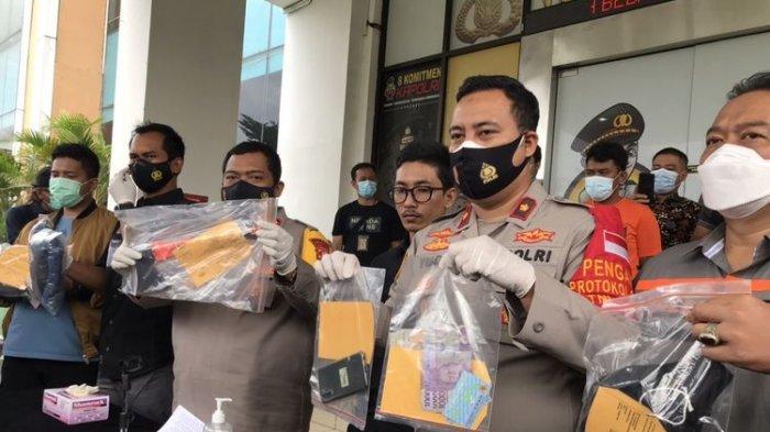 Sat Reskrim Polres Tangsel Tangkap Mantan Karyawan yang Membunuh Pasutri WNA dan WNI di Tangsel