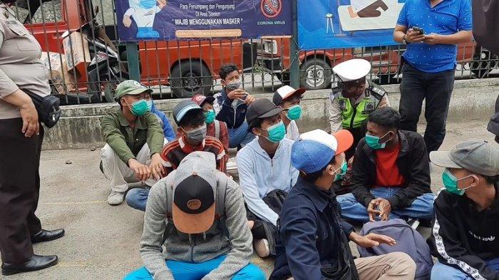 Hingga Selasa Malam, 49 Pelajar di Bekasi Diamankan Diduga Hendak Demo Ke Jakarta