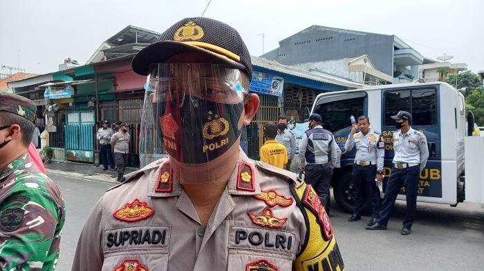 Polisi Pergoki Jual Beli Sabu saat Razia Tawuran di Johar Baru