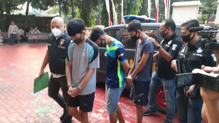 Begal Sadis di Tanjung Duren Dibekuk Polisi, Kerap Acungkan Celurit Setiap Beraksi