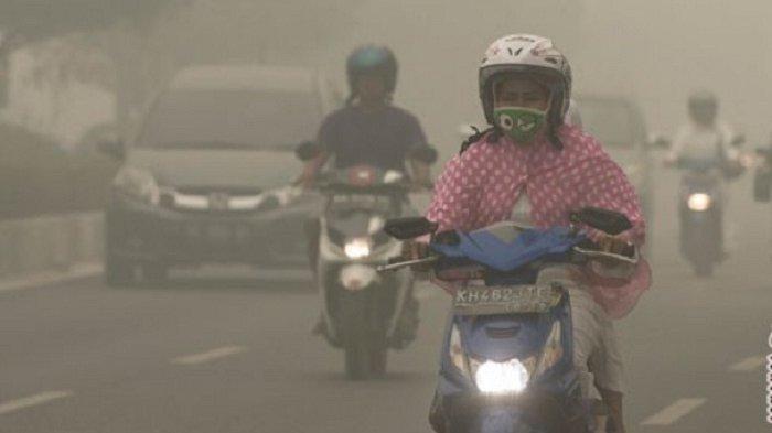 BNPB Ungkap Kondisi Terkini Malaysia yang Terdampak Asap Karhutla Indonesia Lewat Pesan Singkat Ini