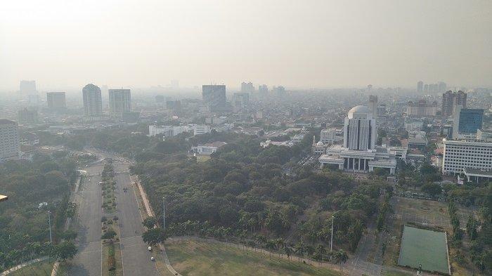 BMKG Bilang Penurunan Kualitas Udara Jakarta Biasa Terjadi Saat Musim Kemarau