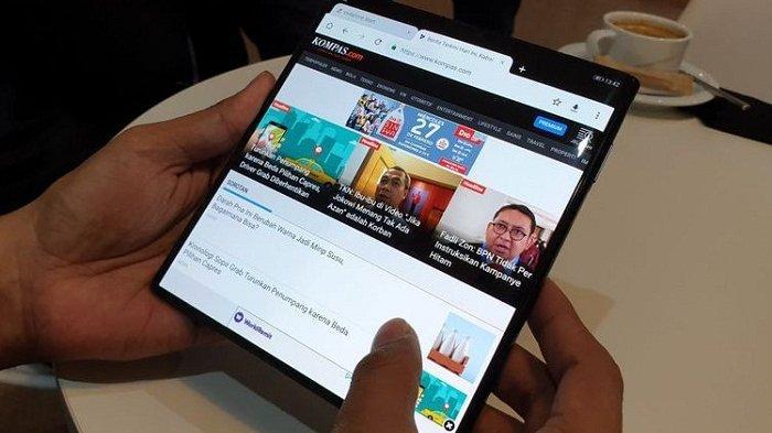 Ponsel Lipat Huawei Mate X Gagal Dirilis, Gara-gara Perang Dagang AS-China? Ini Alasan Sebenarnya