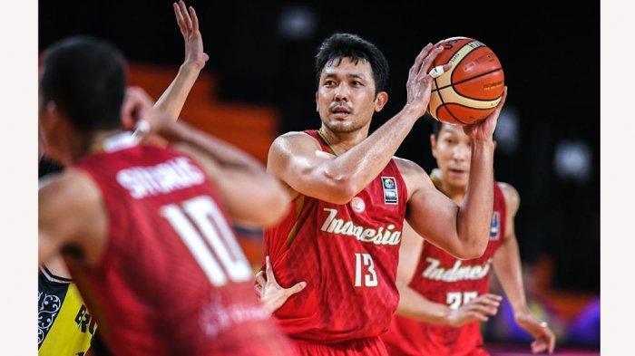 Ponsianus Nyoman Indrawan atau Komink mantan pemain timnas basket Indonesia come back dari pensiunnya dan bergabung dengan Bali United Basketball