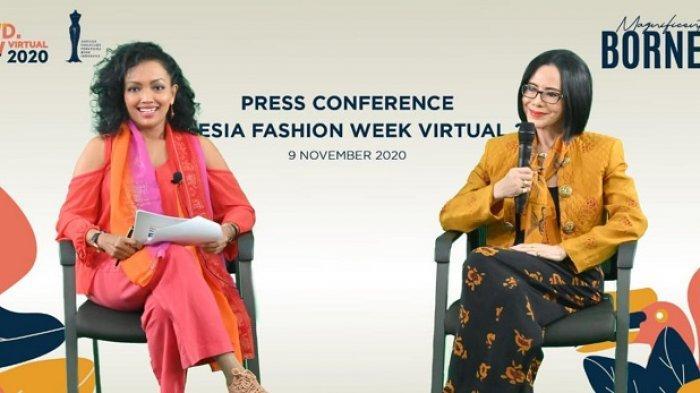 Angkat Tema Budaya Kalimantan, Indonesia Fashion Week 2020 Siap Digelar 14-15 November 2020