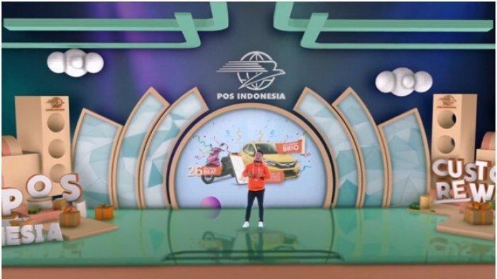 Bagi-bagi Hadiah Lagi, Pos Indonesia Siapkan 11 Unit Motor Honda Beat