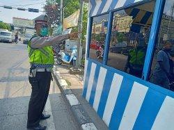 Sambil Cari Dalang Pelaku, Polisi Tingkatkan Kewaspadaan Pasca Perusakan Pos Lantas Kranji Bekasi