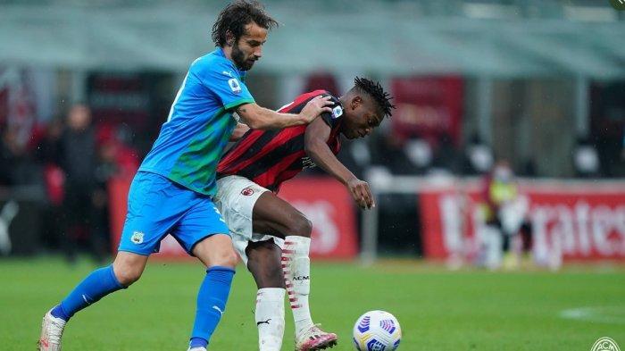 Hasil Lengkap dan  Klasemen Liga Italia, Inter Kokoh di Puncak, Posisi Dua Besar AC Milan Terancam
