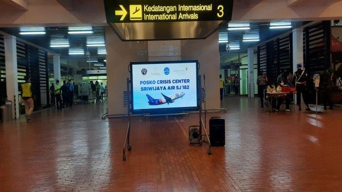 Menhub Budi Karya Sumadi Sebut Pesawat Sriwijaya SJ 182 Hilang Kontak Saat Lepas Landas