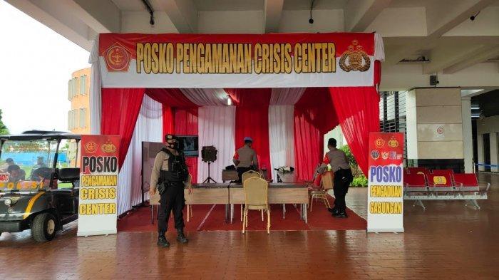 Polisi Buka Posko Keluarga Korban Sriwijaya Air di Bandara Soetta, Siap Antar ke JICT dan RS Polri