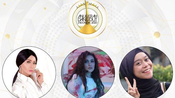 Inul Daratista, Ayu Ting Ting, dan Lesti Kejora Bersaing dalam Anugerah Dangdut Indonesia 2020