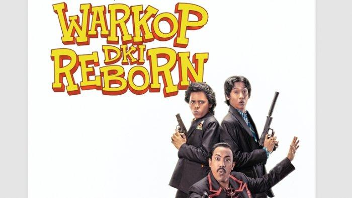 SCTV Putar 11 Film Lebaran 2021, Mulai Warkop DKI Reborn, Milly dan Mamet hingga Habibie & Ainun 3