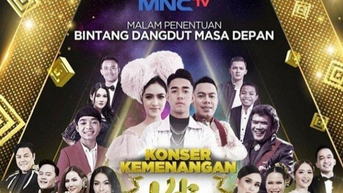 Intip Jagoan Iis Dahlia, Via Vallen, dan Dewi Perssik, Jelang Malam Konser Kemenangan KDI 2020