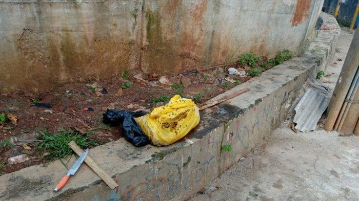 Warga Perumahan Japos di Pondok Aren Geger Akibat Temuan Potongan Kaki