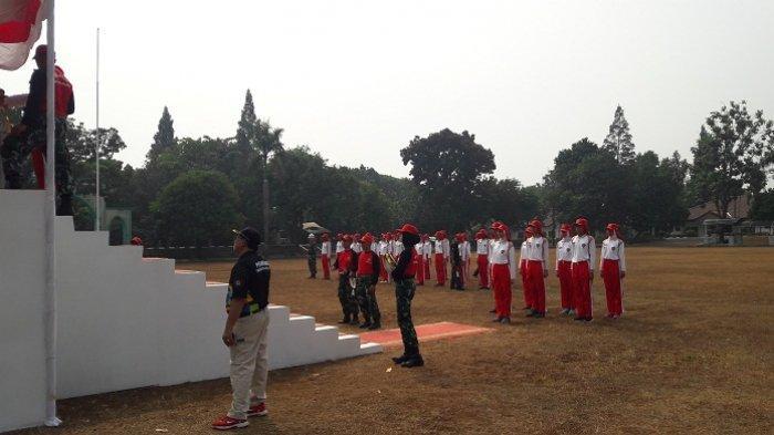 Pembawa Baki Bendera Pusaka Merah Putih Ditentukan Jelang Perayaan Hari Kemerdekaan