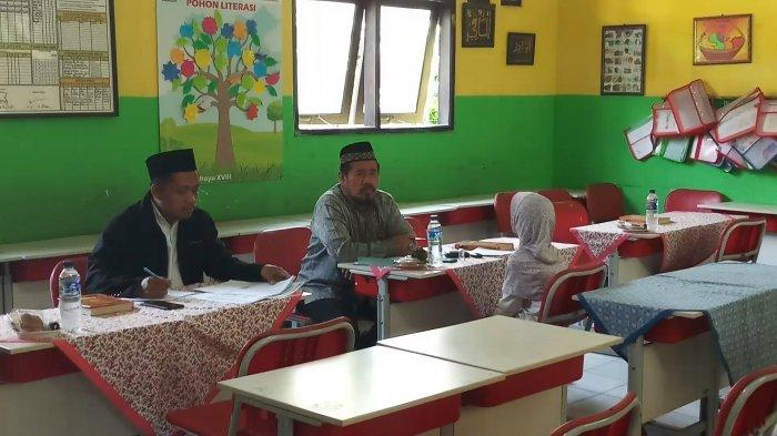 VIDEO: Semangatnya Peserta PPDB Jalur Penghafal Al Quran di Bekasi