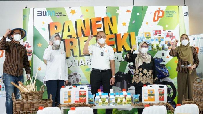 Sambut Hari Pelanggan Nasional, PT PPI Gelar Program Panen Rejeki Dharmabrand