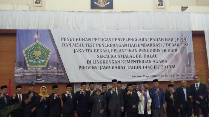 VIDEO: Gubernur Ridwan Kamil Lantik Panitia Penyelenggara Haji Jawa Barat