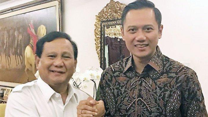 Ketua DPP Partai Demokrat Tertawa Saat Ditanya Soal Ada Tidaknya Rencana AHY Silaturhami ke Prabowo