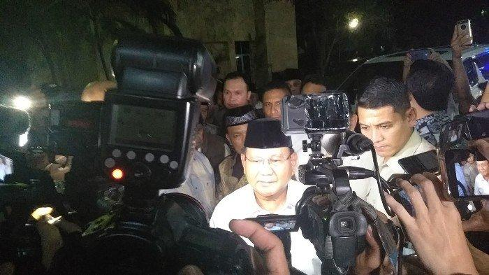 Terbongkar, Pelapor Prabowo dan Eggy Sudjana Orang yang Sama
