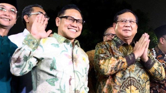 PERCAYA DIRI, Cak Imin Optimistis PKB Jadi Partai Kedua Terbesar di Kontestasi Pemilu 2024