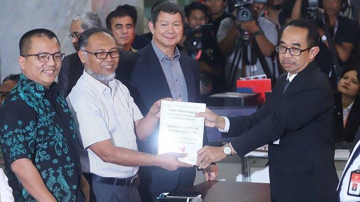 Sama-Sama Dianggap Curang oleh Prabowo, Ini Alasan Hakim MK Tolak Gugatan Sengketa Pilpres 2014