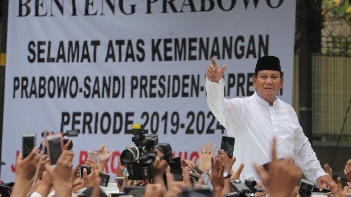 Prabowo Subianto Diminta Jadi Ketua Umum Lagi Bukan untuk Pilpres, Habiburokhman: 2024 Masih Gaib