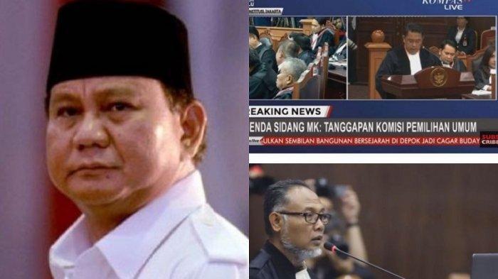KUASA Hukum KPU Bongkar Fakta Permohonan Bambang Widjojanto dkk Bantah Klaim Prabowo Menang 62 %
