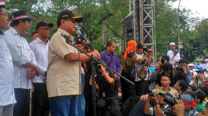 Prabowo Subianto Akui Malas Bergaul dengan Elite, Ini Alasannya