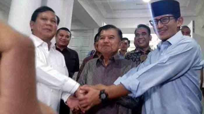 Jusuf Kalla Yakin Elektabilitas Jokowi-Maruf Amin Tak Berpengaruh Jika Rizieq Shihab Pulang
