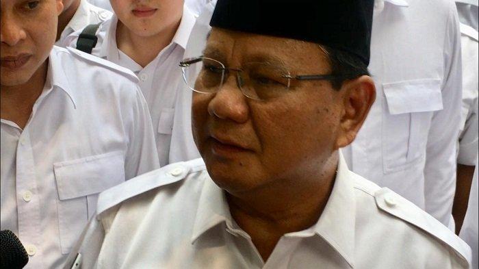 Prabowo Subianto: Partai Gerindra Perjuangkan Pemindahan Ibu Kota Sejak 2014