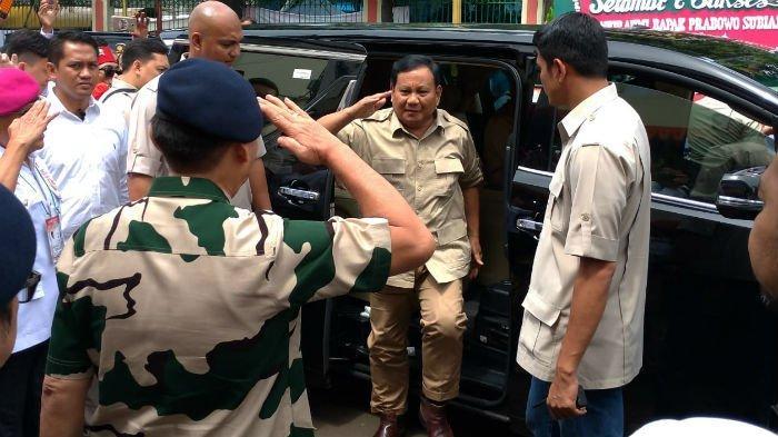 Prabowo Subianto Kenang Masa Pendidikannya di Akabri yang Kerap Dihukum Senior