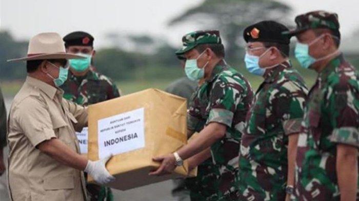 INI Penjelasan BNPB Soal APD dari Cina Made in Indonesia