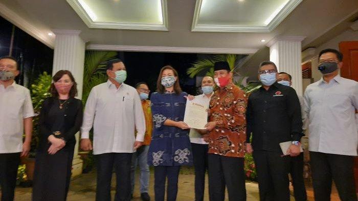 Direstui Prabowo, NasDem Lebih Optimistis Usung Muhammad-Sara di Pilkada Tangerang Selatan