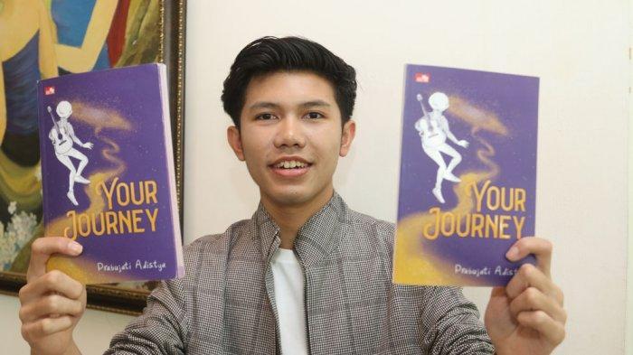 Prabujati Adistya Motivator Muda Yang Berbagi Pengalaman Lewat Bukunya Yang Berjudul Your Journey