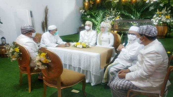 Pradi Supriatna menikahkan putri pertamanya, Elsa Citra Pradinda di momen spesial Pilkada Depok