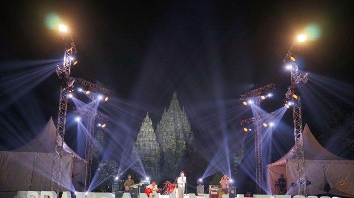 Sensasi Nonton Pusakata, Isyana Sarasvati dan Tompi Secara Virtual di Prambanan Jazz Festival 2020