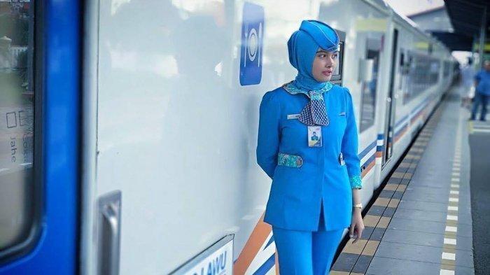 Pt Kai Buka Lowongan Pramugari Untuk Lulusan Sma Gajinya Rp 7 Juta Simak Syarat Dan Cara Daftar Warta Kota