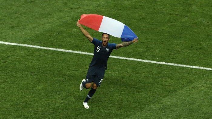 Resep Perancis Juara Piala Dunia 2018, Deschamps: Kekuatan Mental Jadi Penyebab Juara