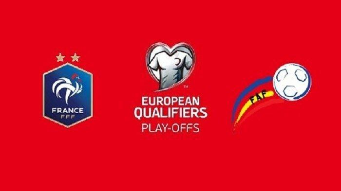 Prancis Bidik Kemenangan Besar di di Stade de France Lawan Andorra