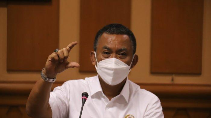 Prasetyo Edi Marsudi Imbau Warga Jakarta Legawa Melihat Prestasi Kontingen DKI di PON XX Papua
