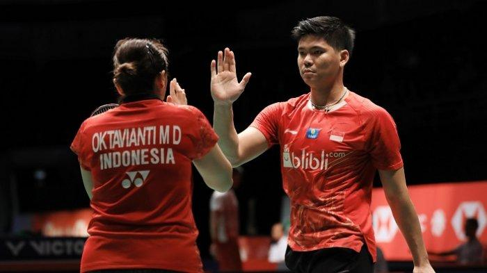 LIVE STREAMING Malaysia Masters 2019, Praveen/Melati Usung Balas Dendam