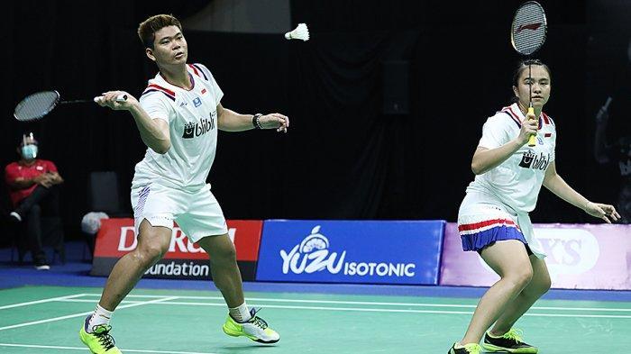 Praveen/Melati Akan Hadapi Ganda Campuran Unggulan Pertama Asal China Zheng/Huang di Perempat Final