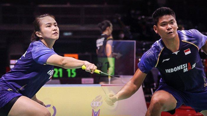 Gagal Juara Yonex Thailand Open 2021, Praveen Jordan/Melati Daeva Oktavianti Kerap Lakukan Kesalahan