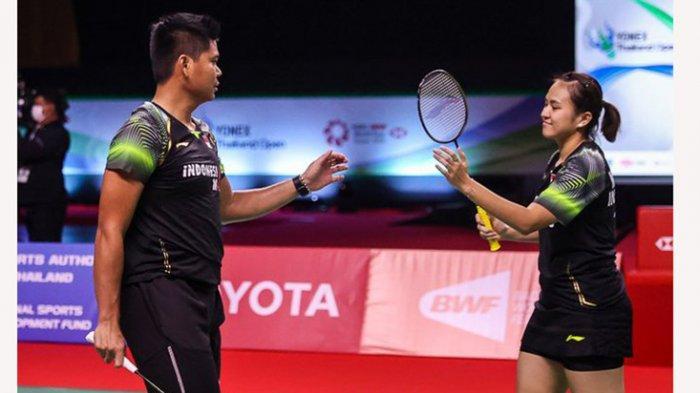 Praveen/Melati gagal meraih juara Thailand Open setelah dikalahkan Dechapol/Sapsiree dengan rubber game